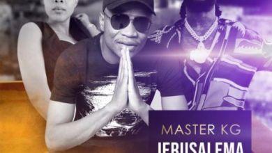 Photo of Master KG's Jerusalema Remix Feat. Burna Boy & Nomcebo Takes Over SA Music Charts