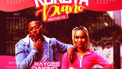 "Photo of Duo KaygeeDaKing And Bizizi Unveils Long Awaited Album ""Kokota Piano"" (Amapiano, Vol. 1)"