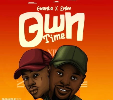 """Gwamba Drops """"Own Time"""" Feat. Emtee"""