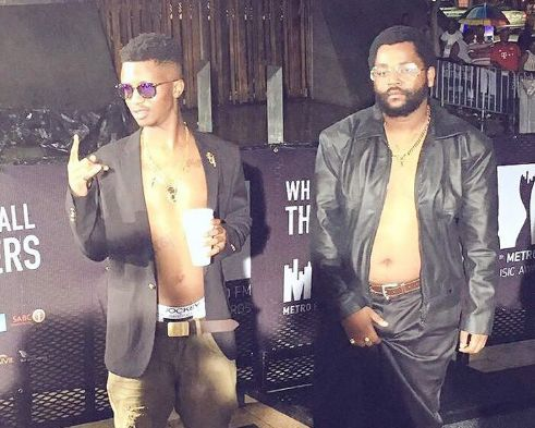 """""""Don't let anyone or anything break you"""" Sjava to Emtee"""