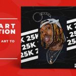 25K Is Giving Out 5,000 Rands Studio88 Clothing Voucher For The Best Single Cover Art Design