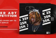 Photo of 25K Is Giving Out 5,000 Rands Studio88 Clothing Voucher For The Best Single Cover Art Design