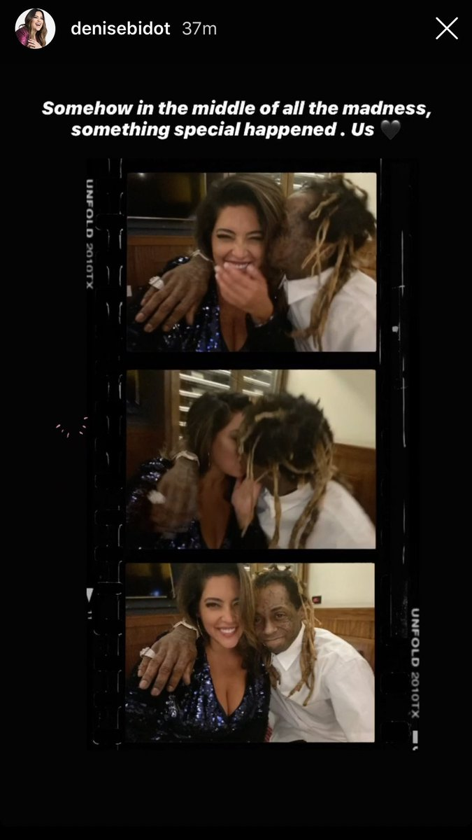 Lil Wayne Goes Official with Girlfriend Image