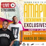 Checkout Kabza De Small's Amapiano Lockdown Session