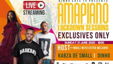 Checkout Kabza De Small's Amapiano Lockdown Session Image