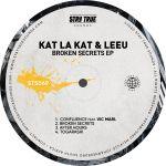 """Kat la kat & Leeu Drops """"Broken Secrets"""" EP"""