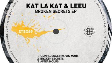 Kat la kat & Leeu - Broken Secrets - EP