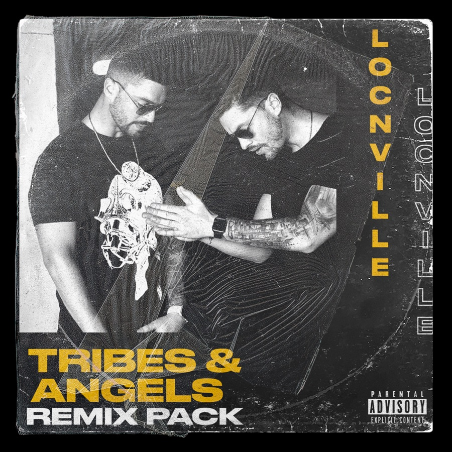 Locnville  – Tribes & Angels (Remix Pack) – EP Image