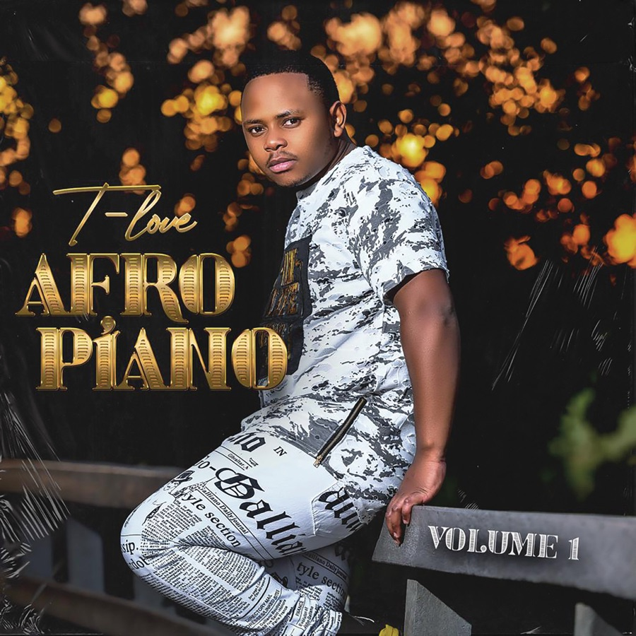 T-Love  – Afro Piano EP Image