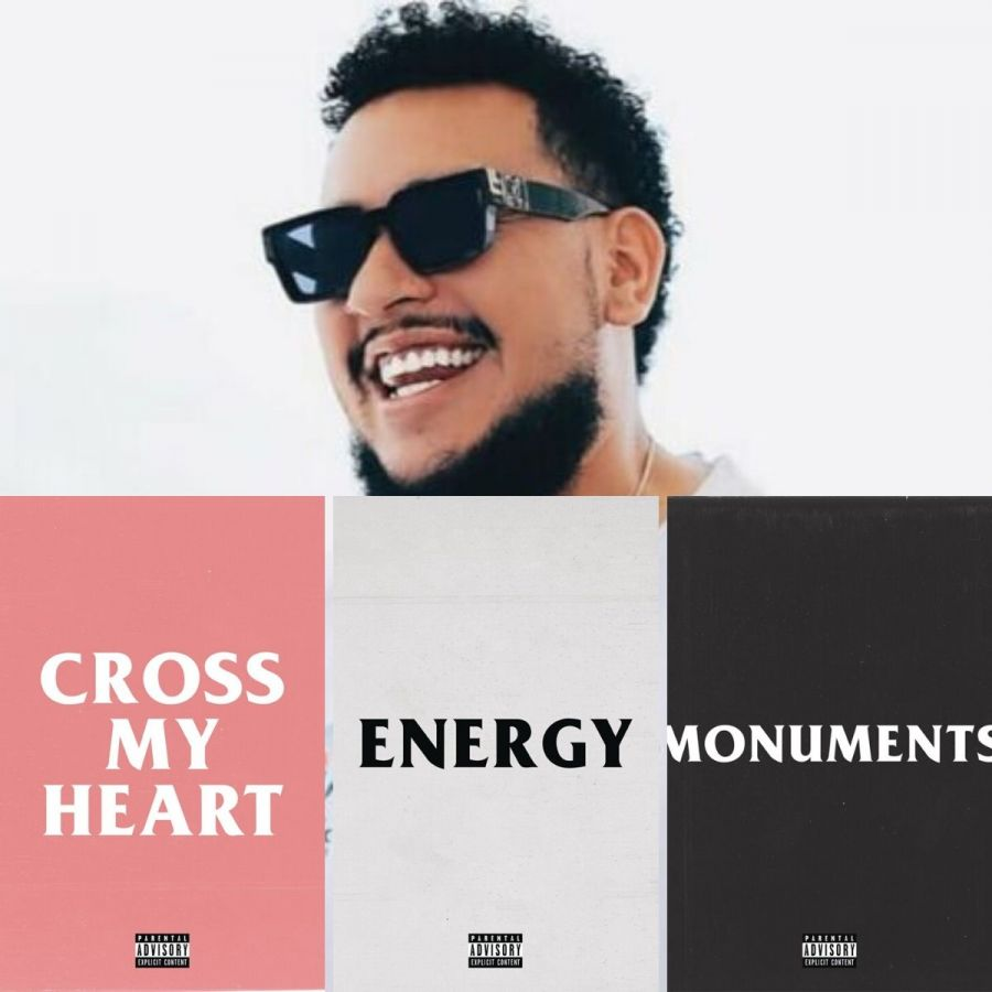 AKA – Monuments, Cross My Heart & Energy (Track By Track Review)