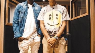 #10MissedCalls:  Black Coffee & Pharrell Williams Collaborate On New Song