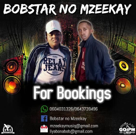 """Bobstar no Mzeekay Pays Tribute To """"Amahle Quku"""" In New Song"""