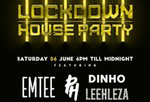 Photo of Channel O Lockdown House Party Season 2 Features Emtee, PH, Dinho, Leehleza, Infinix DJ & DJ Thulz