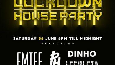 Photo of Channel O Lockdown House Party Season 2 Features Emtee, PH, Dinho, Leehleza, Infinix DJ & DJ Thulz