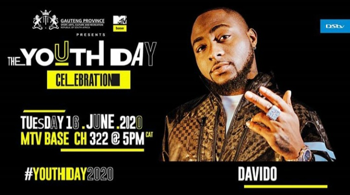 Davido, Nasty C, Prince Kaybee, Focalistic And More On MtvBase Youth Day Celebration Line-up Image