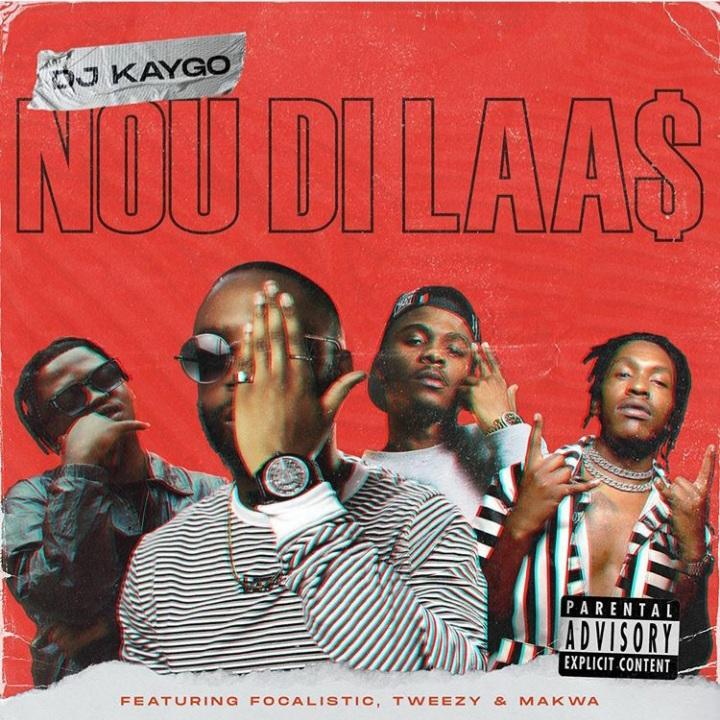 "Listen To Focalistic, Tweezy Makwa & DJ Kaygo New Song ""Nou Di Laas"""