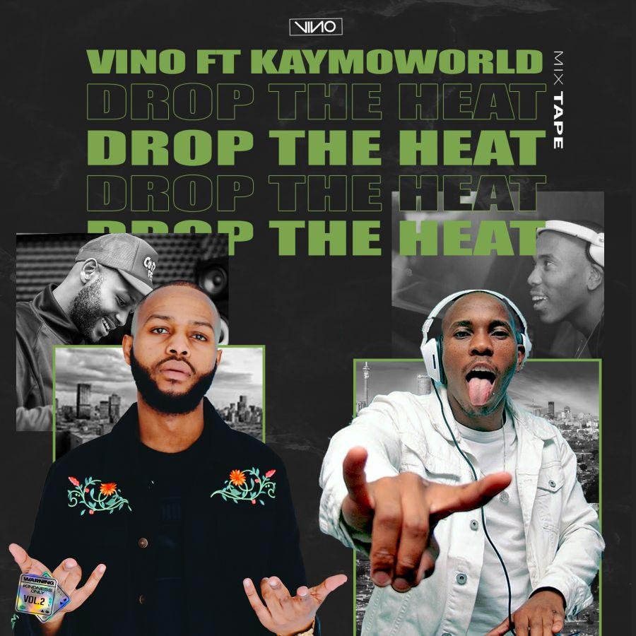 DJ Vino Links Up With DJ Kaymo For Drop The Heat