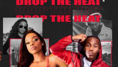 """DJ Vino And Ayanda MVP Join Forces For """"Drop The Heat"""" Mix"""