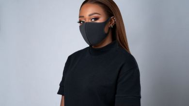 Photo of DJ Zinhle's Protective Mask Range For Kids and Adults Now Available For Purchase