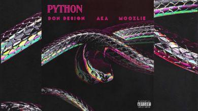Don Design Drops Flashy New Visual For 'Python'