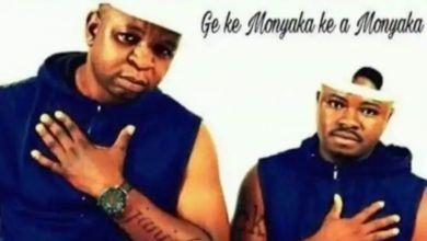 """The Double Trouble Serves """"Ge Kemonyaka Kea Monyaka"""""""