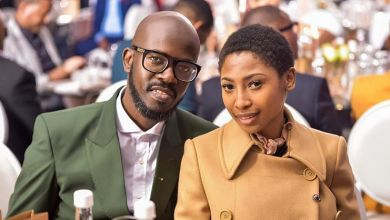 Photo of Black Coffee Responds To Enhle Mbali's Penned Note To Self