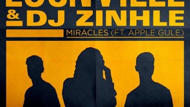 "Photo of Locnville And DJ Zinhle Set To Drop ""Miracles"" Featuring Apple Gule"