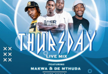 Photo of MFR Souls Ready For Thursday Live Mix With De Mthuda & Makwa