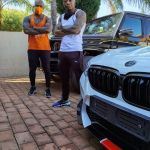 NaakMusiQ Flaunts A Pricey New BMW Image