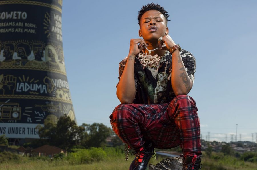 Watch The Behind The Scenes Footage From Nasty C's Eazy Video Shoot