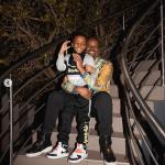 Nhlanhla And TK Nciza Celebrate Son Luvuyo At 8