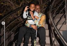 Photo of Nhlanhla And TK Nciza Celebrate Son Luvuyo At 8