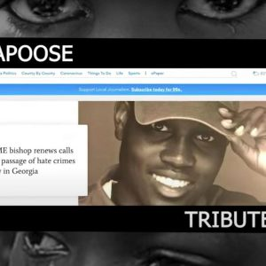 Papoose Pays Tribute To Ahmaud Arbery & George Floyd On New Tune