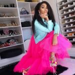 Photos: Check Out Nhlanhla Nciza's Shoes And Bags Closet