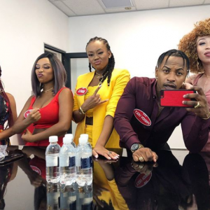 """Priddy Ugly, Bontle Modiselle & Sisters Glitter on """"Family Feud"""""""