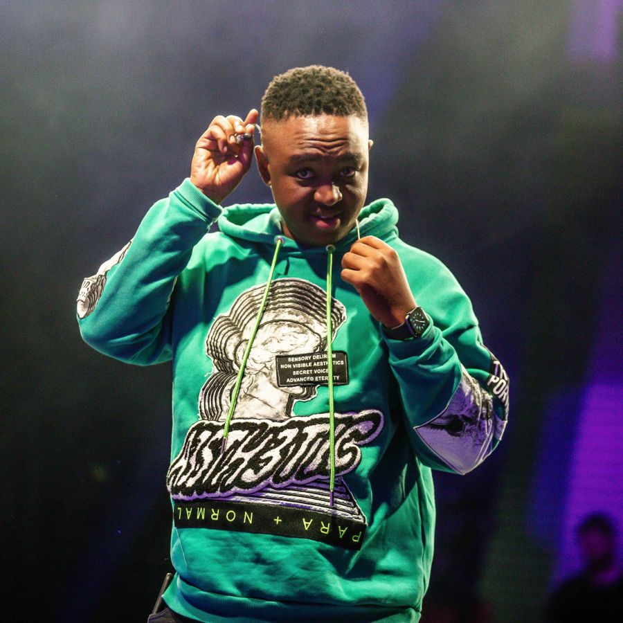 Shimza To Expand On Lockdown House Party With Live Music Experience