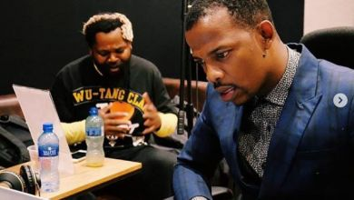 "Photo of Sjava & Zakes Bantwini Are Working On A New Song, ""YekoKwam"""