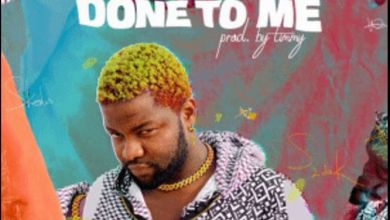 "Photo of Nigerian Shake Body Crooner, Skales Drops New Single ""Done To Me"""
