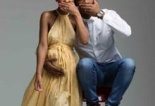 Photo of Zakes Batwini Shares Beautiful Message To Nandi Madida On Their Anniversary