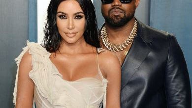 """Photo of Kanye West Converts Kim Kardashian's Bathroom To An """"Enchanted Forest"""""""