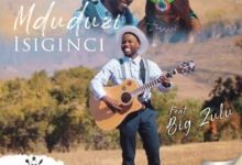 "Mduduzi Sings ""Isiginci"" With Big Zulu"
