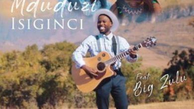 "Photo of Mduduzi Sings ""Isiginci"" With Big Zulu"