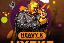 "Heavy-K Drops 5th Studio Album ""Khusta"" Image"