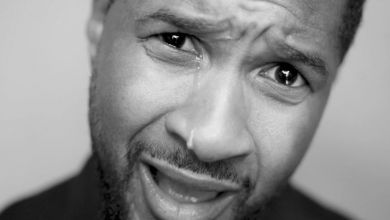 """Usher's Drops Music Video For """"I Cry"""" Image"""