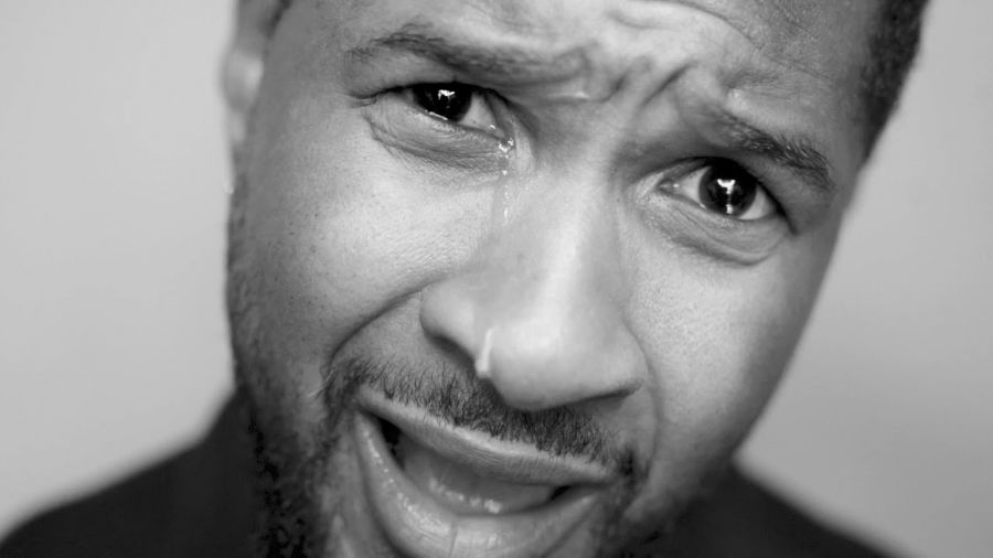 """Usher's Drops Music Video For """"I Cry"""""""