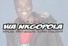 King Monada - Wa Ngopola (feat. Bayor97, multi, Icon Lamaf & Le-Mo) - Single