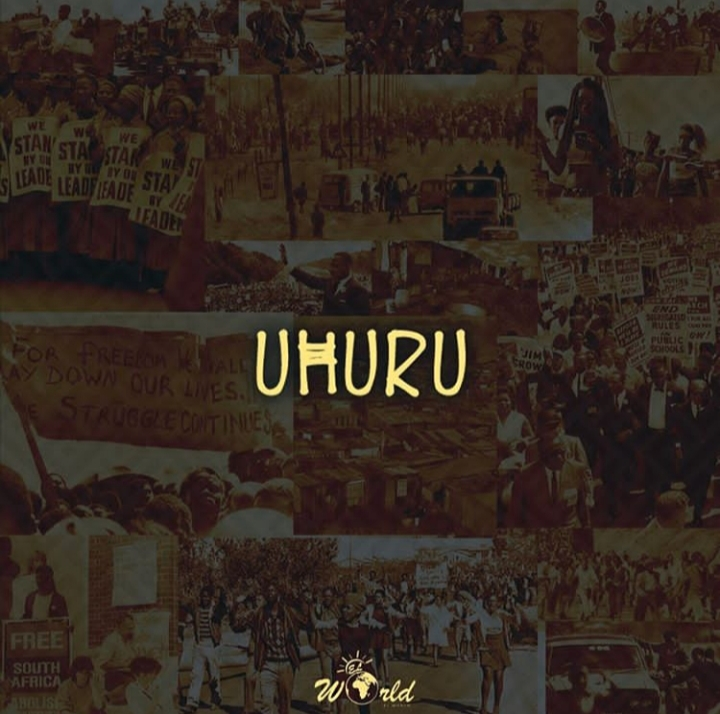 "Sun-El Musician Previews Upcoming Album ""Uhuru"", With Single Featuring Azana"