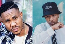 "Photo of Cruz Afrika Disses Emtee in New Track Titled ""Emtee"" (Empty)"