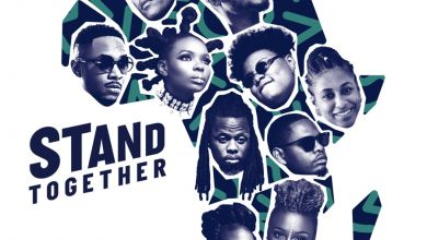 Photo of African Artists Unite – Stand Together (feat. 2Baba, Ahmed Soultan, Amanda Black, Ben Pol, Betty G, Gigi Lamayne, Prodigio, Stanley Enow, Teni & Yemi Alade)