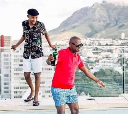 """Mshayi & Mr Thela Premiere """"Ngeke Badaniswe"""" Ft. Betusile Mcinga   Listen"""